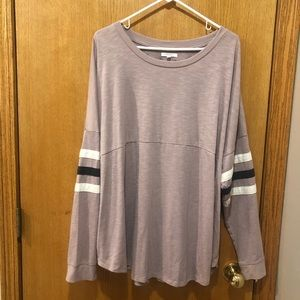 Maurice's size 3 long sleeve shirt